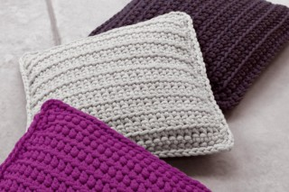 Picot Pillow  by  Paola Lenti