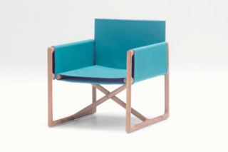 Portofino armchair  by  Paola Lenti