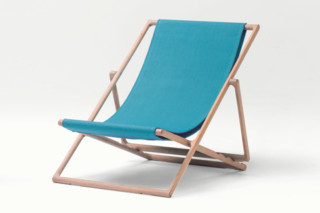 Portofino deck chair  by  Paola Lenti