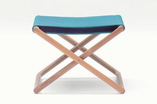 Portofino stool  by  Paola Lenti