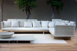 Sabi Sofa  by  Paola Lenti