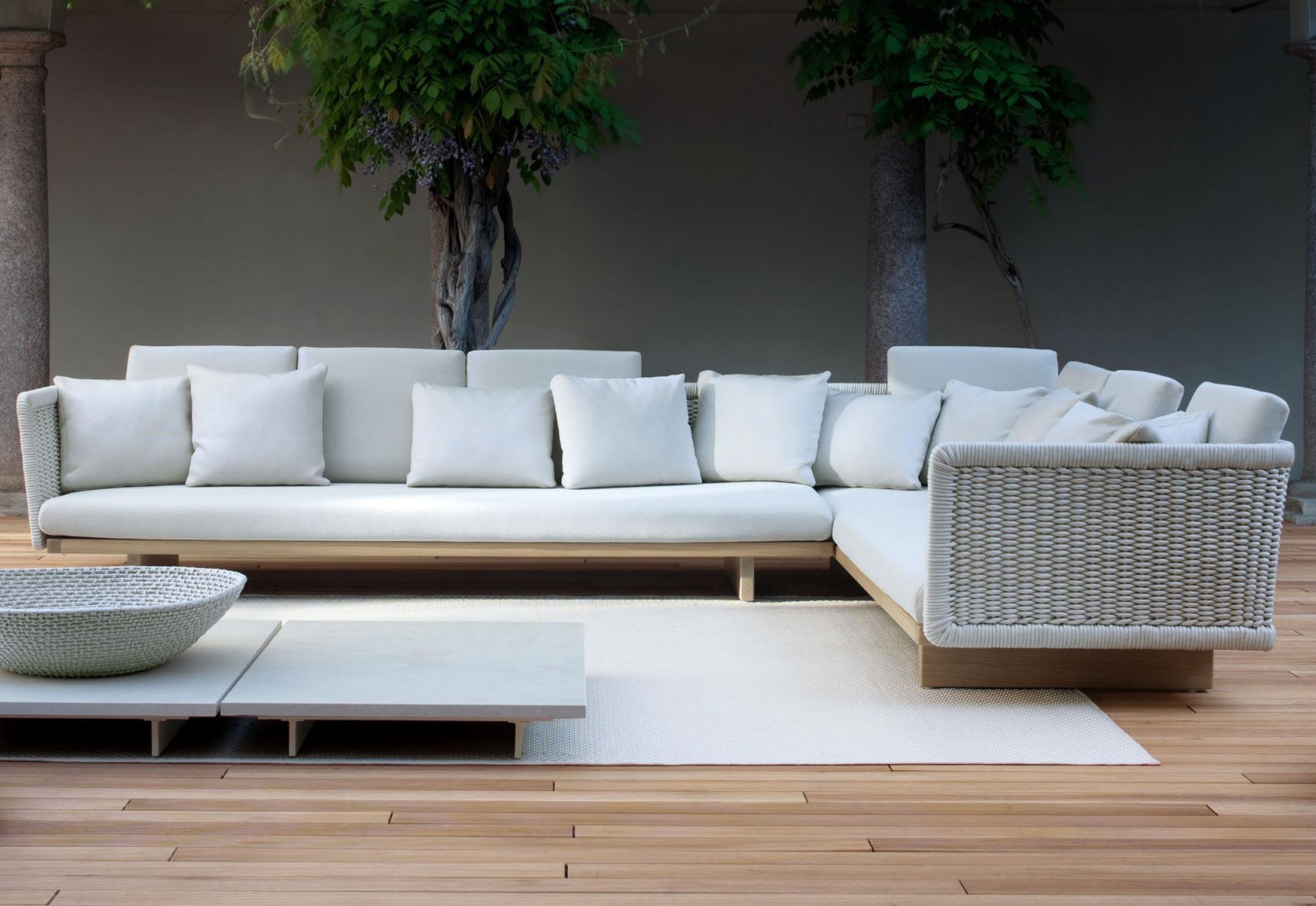 Sabi Sofa by Paola Lenti | STYLEPARK