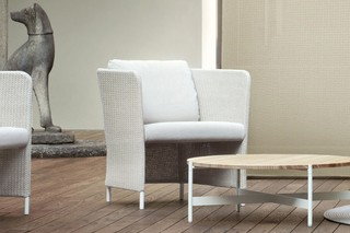 Teatime Easy chair  by  Paola Lenti