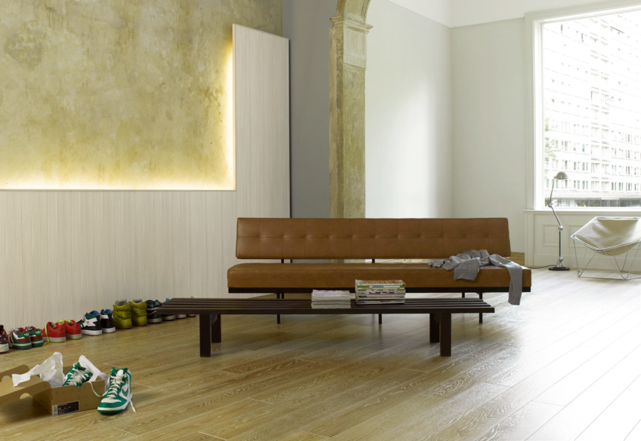 Dekor-panel novara oak white