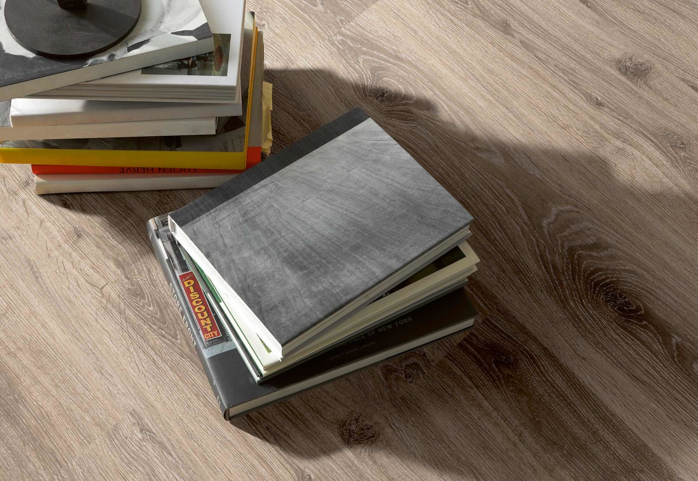 Laminat classic 1050 oak tradition grau beige plank by parador ...