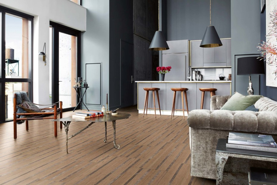 Laminat New Classic Design Edition Dark Marble Oak