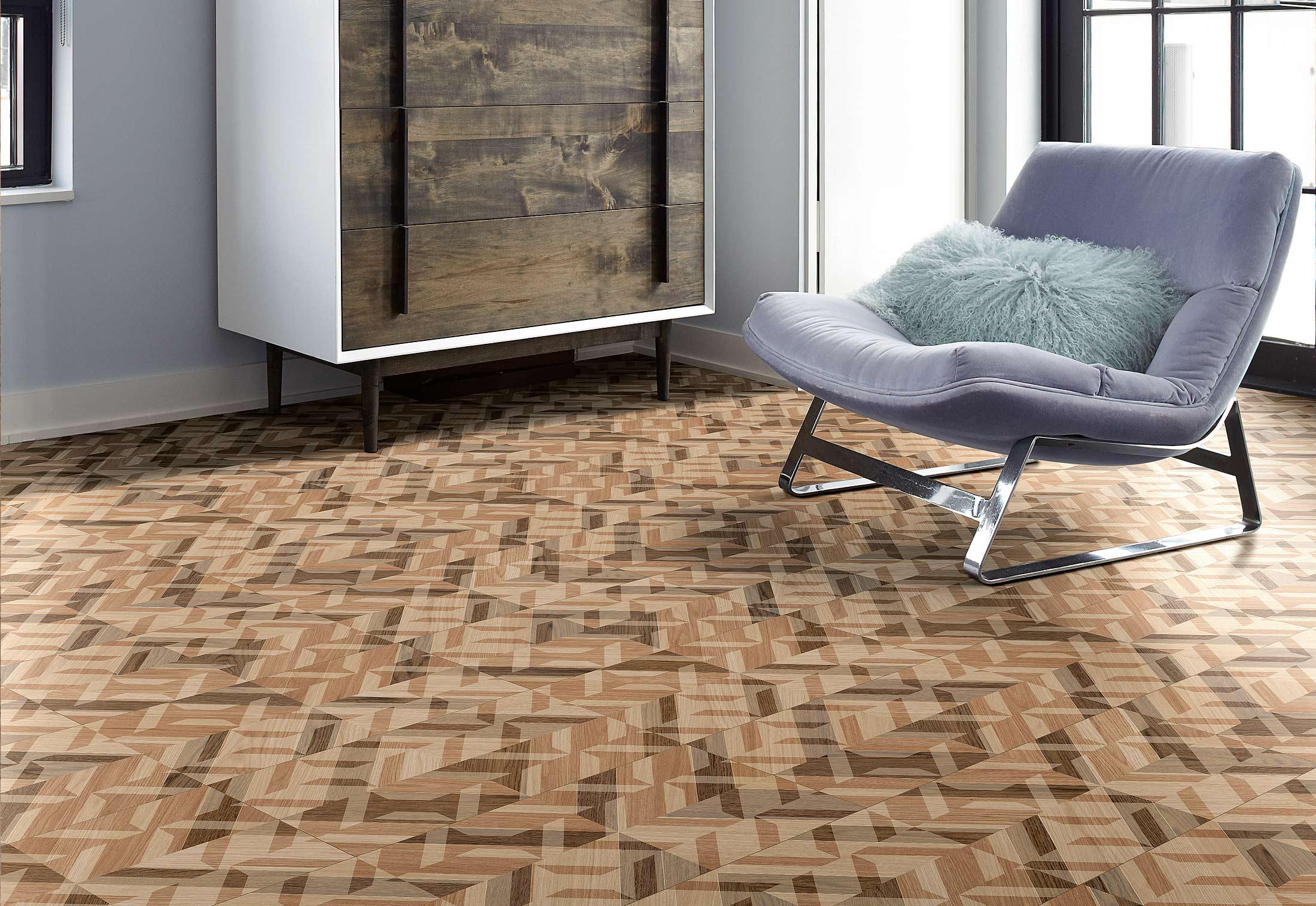 Laminat new classic design edition ornamental oak von for Design laminat