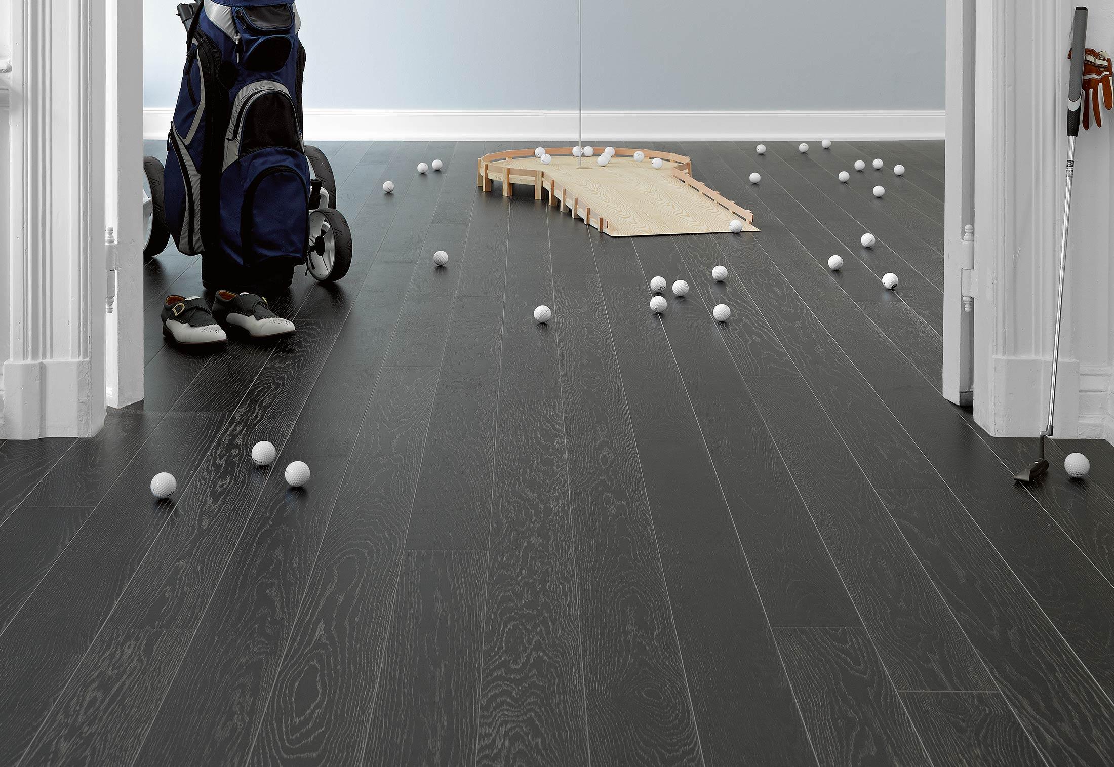 parkett trendtime 1 oak noire silver by parador stylepark. Black Bedroom Furniture Sets. Home Design Ideas