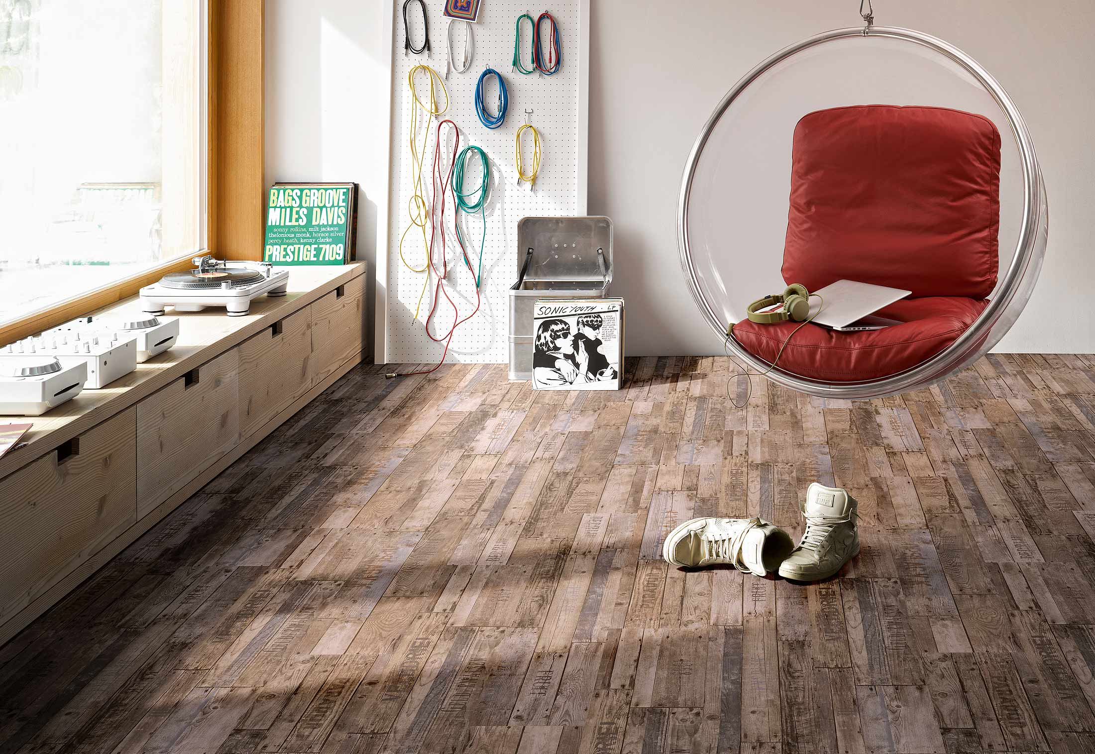 vinyl classic 2030/2050 boxwood vintage brown by parador | stylepark