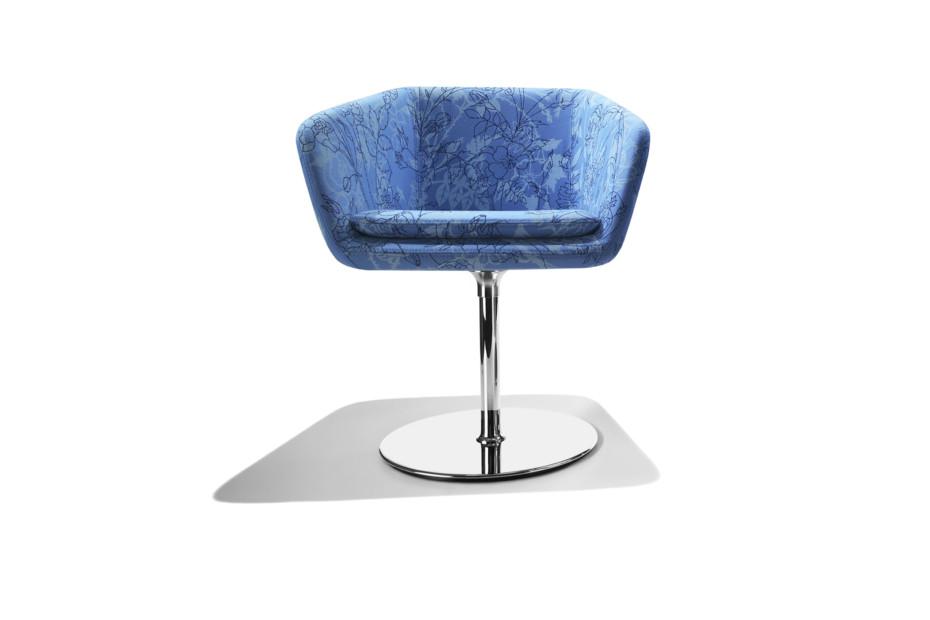 Mamy swivel easy chair