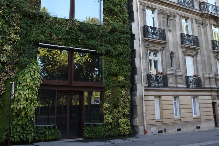 Musée du quai Branly, Paris