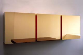 Brass sideboard  by  Paul Kelley