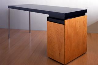 Douglas fir desk  by  Paul Kelley
