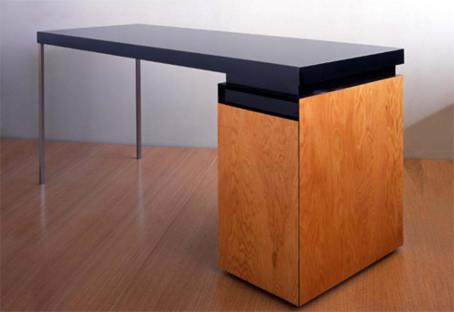 Douglas fir desk