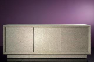 Felt sideboard  by  Paul Kelley