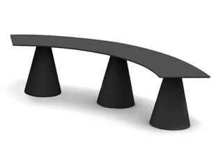 IKON bench 863_1C  von  Pedrali