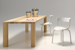 solid wood table  by  performa