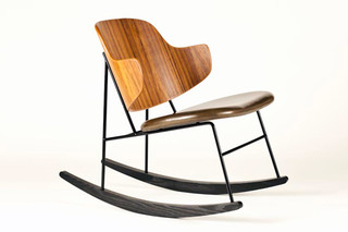 Penguin Rocking Chair  by  Brdr. Petersen