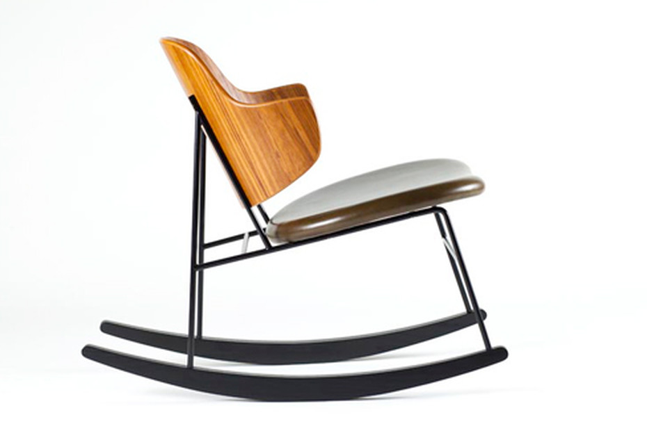 Penguin Rocking Chair