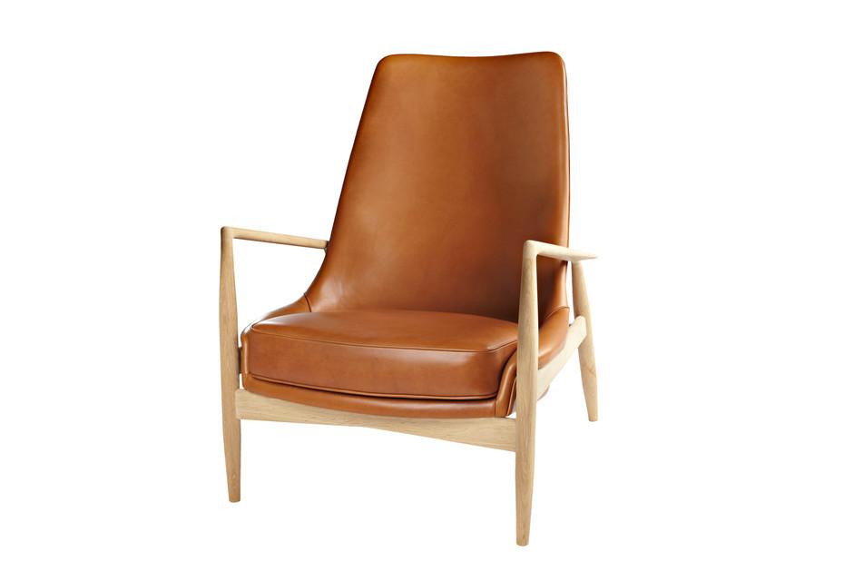 Seal Hiback Chair