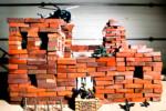 Brick house  by  Petersen Tegl