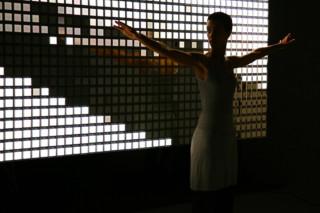 Lumiblade Mirrorwall  by  Philips Lumiblade