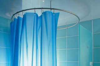 Shower curtain rail DR 90  by  PHOS
