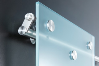 Sliding door fitting LR 18  by  PHOS