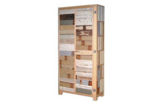 2 Doors Cupboard  by  PIET HEIN EEK
