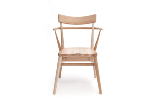 Holland Park Chair with armrest  by  Pinch