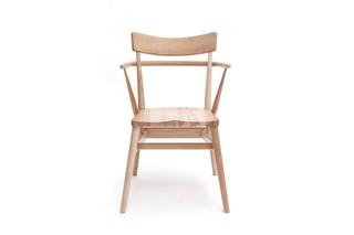Holland Park Chair mit Armlehnen  von  Pinch