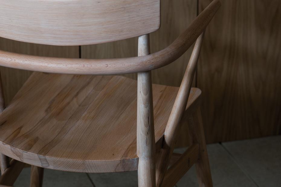 Holland Park Chair mit Armlehnen