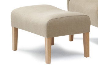 Pendel footstool  by  Pinch