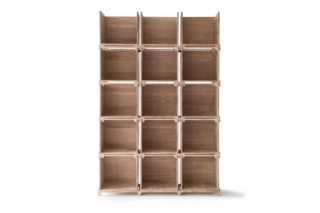 Post Office Shelving  by  Pinch