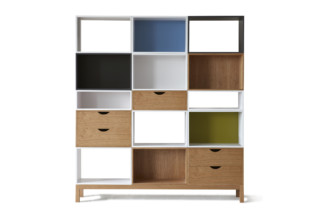 Vigo shelving  by  Pinch