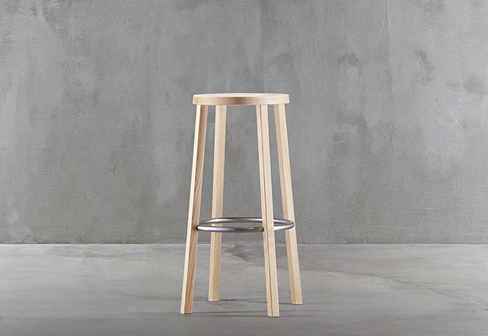 Blocco Stool By Plank Stylepark
