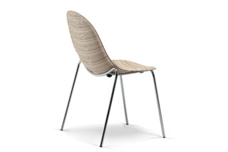 Luna chair  by  Plank
