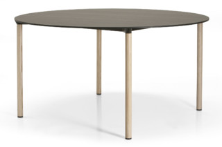 Monza Table round  by  Plank