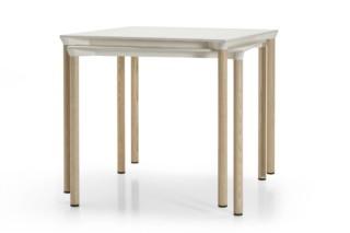 Monza Tisch quadratisch  von  Plank