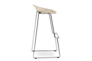 Stella bar stool  by  Plank