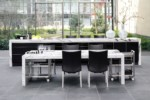 DINING DESK marble  by  Poggenpohl