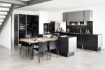 P´7350 black Design by Studio F. A. Porsche  by  Poggenpohl