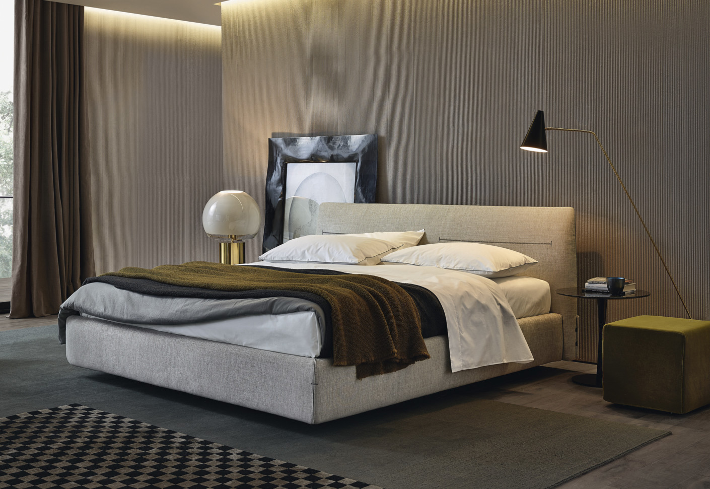 Jacqueline Bed By Poliform Stylepark
