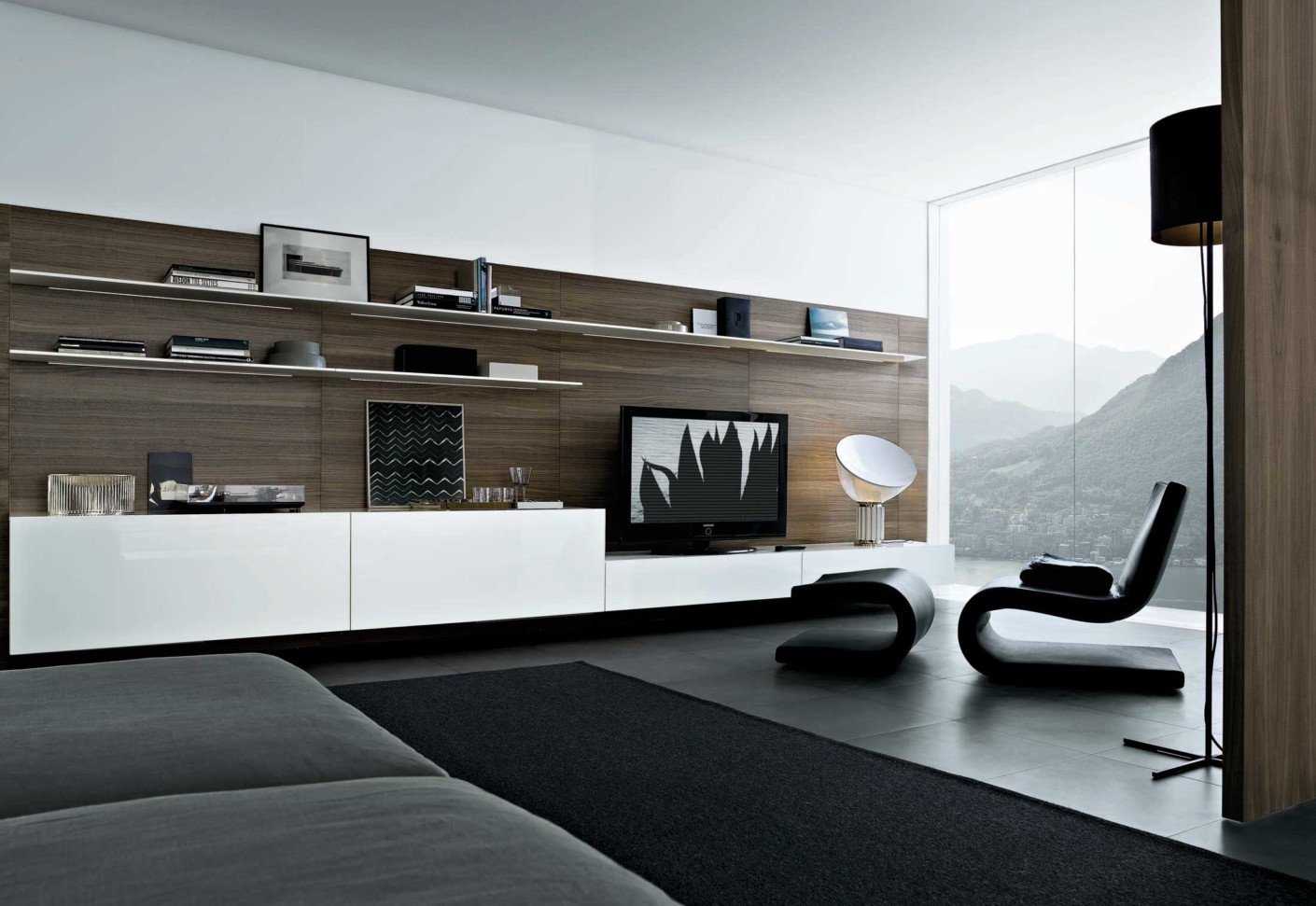 sintesi by poliform stylepark. Black Bedroom Furniture Sets. Home Design Ideas
