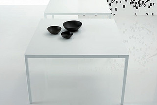 Trevi kitchen table  by  Poliform