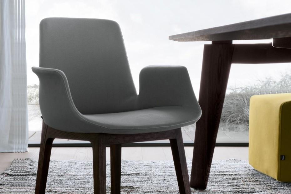 Ventura Armchair By Poliform Stylepark