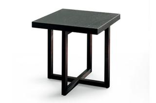 Yarde side table  by  Poliform