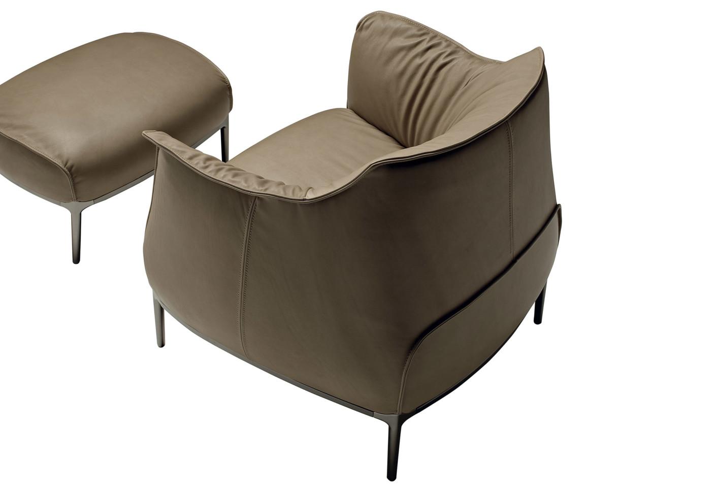 Archibald armchair by Poltrona Frau   STYLEPARK