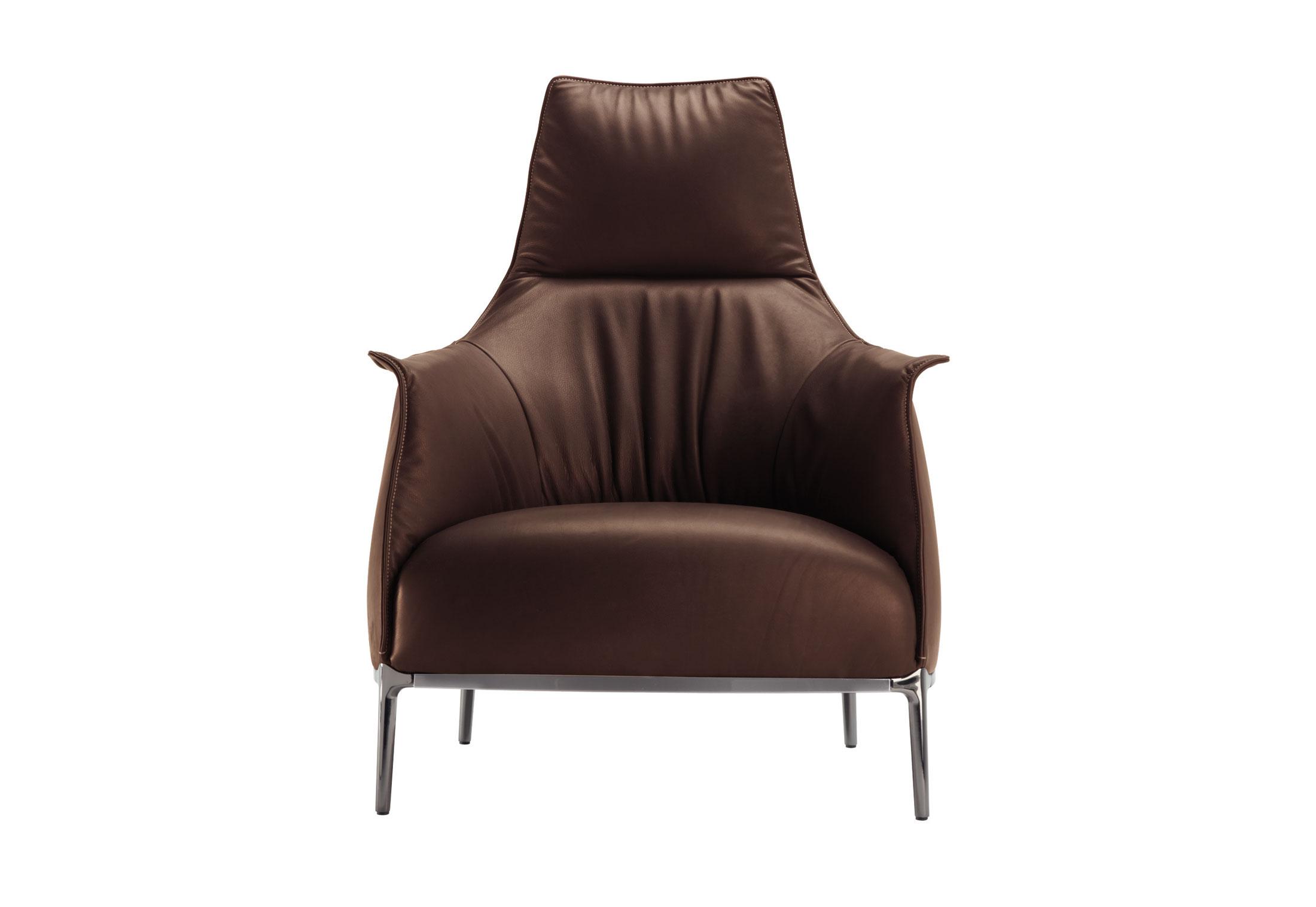 archibald sessel a von poltrona frau stylepark. Black Bedroom Furniture Sets. Home Design Ideas