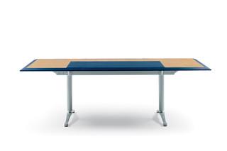 Artu Desk  von  Poltrona Frau